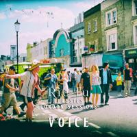 Rie fu - Voice (Classics London Sessions) artwork