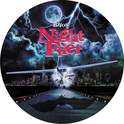 Night Flier / Rainy Season - Single - Bloodsucking Zombies From Outer Space