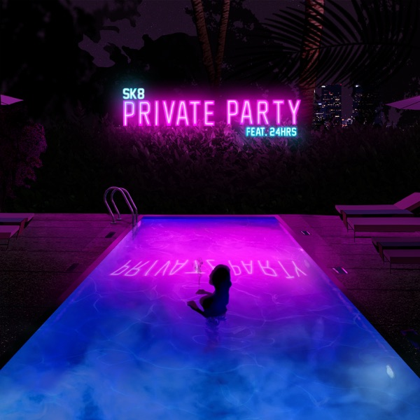 Private Party (feat. 24hrs) - Single