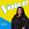 Rose Short - I Turn to You (The Voice Performance) artwork