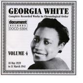 Georgia White - When The Red Sun Turns To Gray