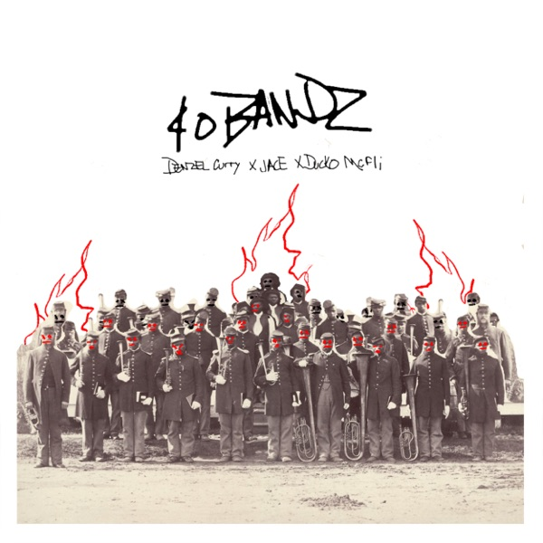 40 Bandz (feat. Denzel Curry & Jace) - Single