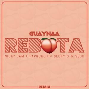 Rebota (Remix) [feat. Becky G. & Sech] - Single