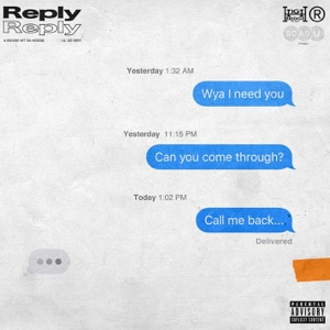 Reply (feat. Lil Uzi Vert) - Single