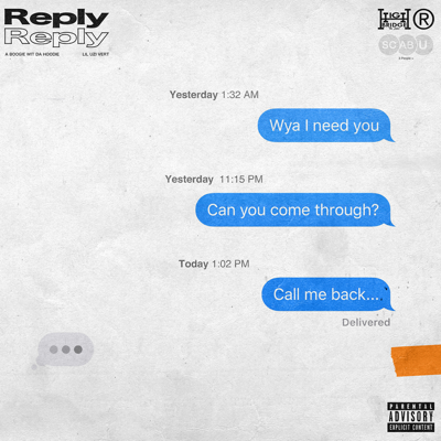 A Boogie wit da Hoodie - Reply (feat. Lil Uzi Vert) Lyrics