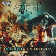 Machine Gun Army - EP - Sadhu - Sadhu
