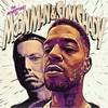 The Adventures of Moon Man & Slim Shady - Single, Kid Cudi & Eminem
