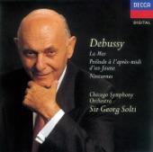 Sir Georg Solti - Debussy: La Mer - 1. From Dawn till Noon on the Sea (De l'aube à midi sur la mer)