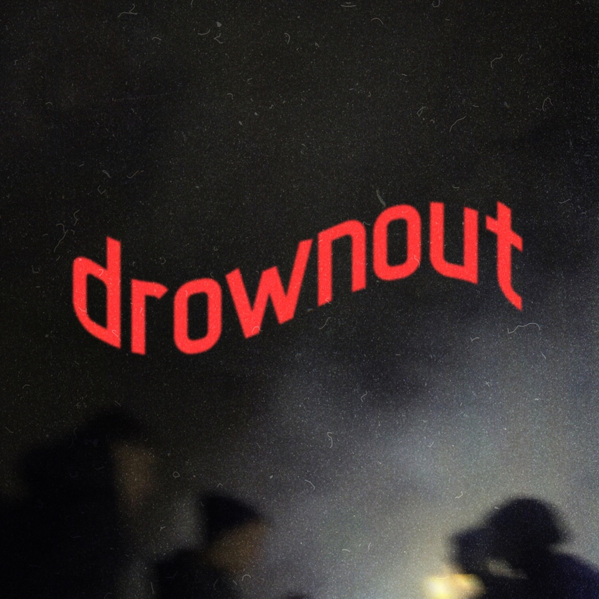 Drownout - Single Sainttt CD cover