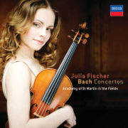 J.S. Bach: Violin Concertos - Julia Fischer & Academy of St. Martin in the Fields - Julia Fischer & Academy of St. Martin in the Fields