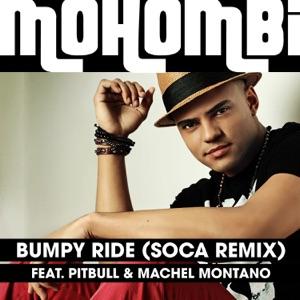 Mohombi - Bumpy Ride (Soca Remix) (feat. Pitbull & Machel Montano) - Line Dance Music