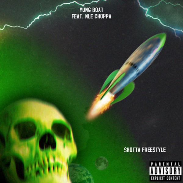 Shotta Freestyle (feat. NLE Choppa) - Single