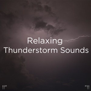 "Thunderstorms & Thunder Storms & Rain Sounds - !!"" Relaxing Thunderstorm Sounds ""!!"
