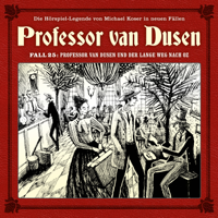 Professor van Dusen - Die neuen Fälle, Fall 25: Professor van Dusen und der lange Weg nach Oz artwork