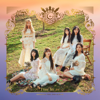 GFRIEND - GFRIEND the 2nd Album 'Time for Us'  artwork