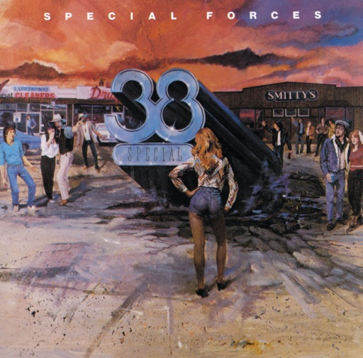 Art for Back On The Track by 38 Special