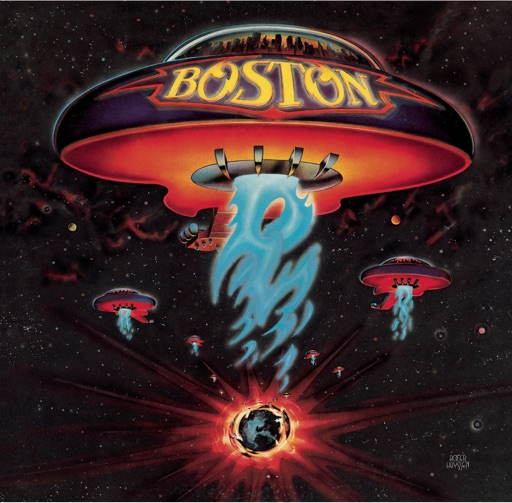 Art for Hitch A Ride by Boston