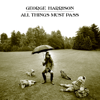 George Harrison - All Things Must Pass (2020 Mix) artwork