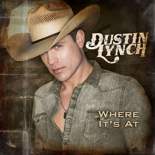 Art for Where It's At by Dustin Lynch