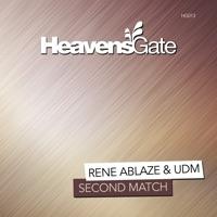 Second Match - RENE ABLAZE - UDM