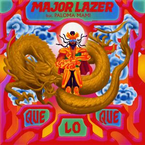 Major Lazer - QueLoQue feat. Paloma Mami
