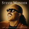 Stevie Wonder - The Definitive Collection artwork