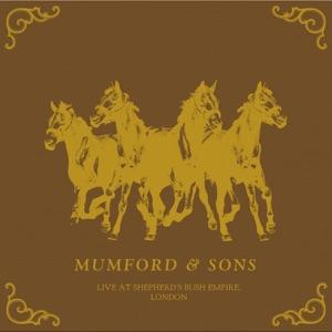 Mumford & Sons - Feel the Tide (Live from Shepherd's Bush Empire, 2010)