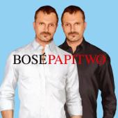 Papitwo (Deluxe Versión) - Miguel Bosé Cover Art