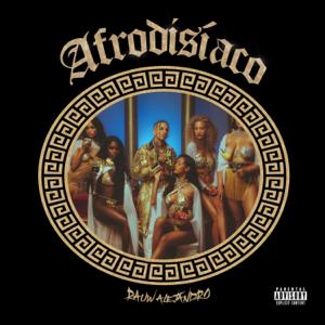 Rauw Alejandro - Afrodisíaco