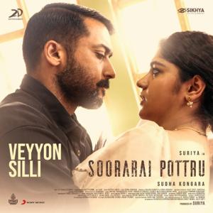 """G. V. Prakash Kumar & Harish Sivaramakrishnan - Veyyon Silli (From """"Soorarai Pottru"""")"""