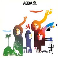 ABBA - The Album artwork
