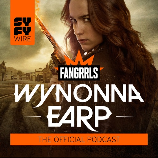 Cover image of The Official Wynonna Earp Podcast