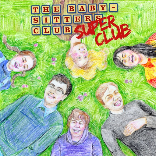 Cover image of The Baby-Sitters Club Club