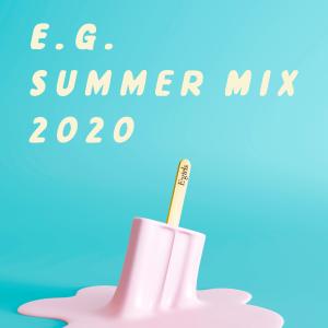 E-girls - E.G. SUMMER MIX 2020