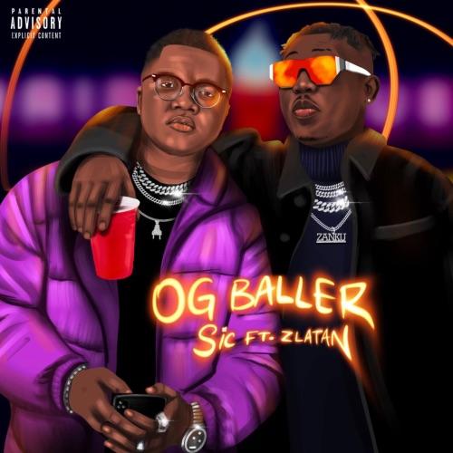 OG Baller (feat. Zlatan) Image