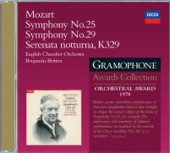 English Chamber Orchestra - Mozart: Symphony No.25 in G minor, K.183 - 1. Allegro con brio