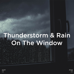 "Thunderstorms & Thunder Storms & Rain Sounds - !!"" Thunderstorm & Rain on the Window ""!!"