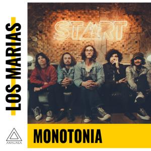 ANALAGA & Los Marias - Monotonia