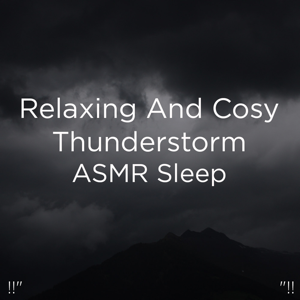 "Thunderstorms & Thunder Storms & Rain Sounds - !!"" Relaxing and Cosy Thunderstorm Asmr Sleep ""!!"