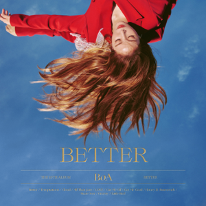 BoA - BETTER - The 10th Album