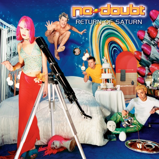 Art for Ex-Girlfriend by No Doubt