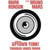 Uptown Funk feat Bruno Mars Trinidad James Remix Single
