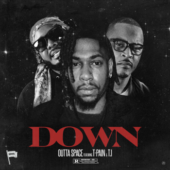Outta Space Down (feat. T-Pain & T.I.) music review