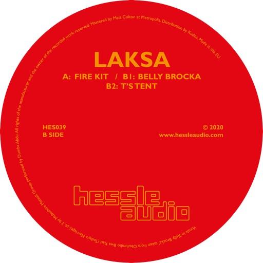 Fire Kit - Single by Laksa