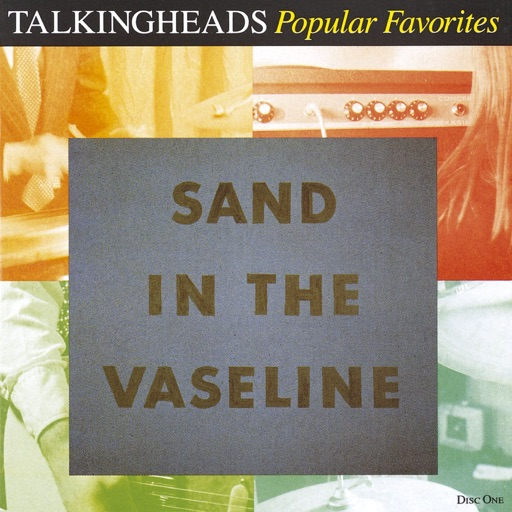 Art for Lifetime Piling Up by Talking Heads