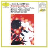 Herbert von Karajan - J. Strauss II: An der schönen blauen Donau, Op.314