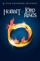 Deals on Middle Earth Extended Editions 6 Film Collection HD Digital