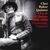 Chet Baker Quintet - Live at Le Dreher Club 1980: Wednesday Concert artwork