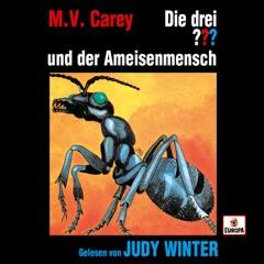 Judy Winter liest...und der Ameisenmensch