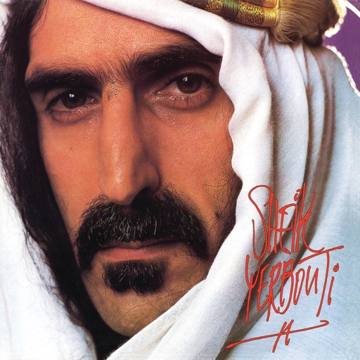 Art for Rubber Shirt by Frank Zappa